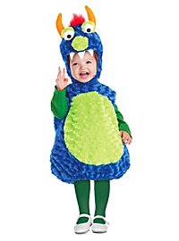 Furry Monster Kids Costume