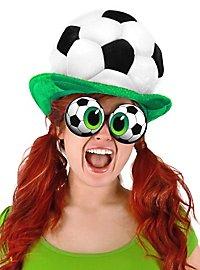 Fußballhut