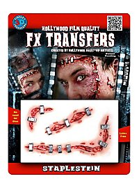 FX Transfers Agrafes 3D