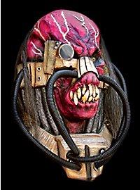 Galaktischer Krieger Maske aus Latex
