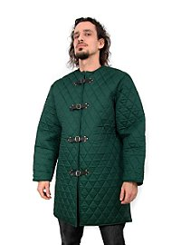 Gambeson with Buckles green