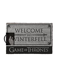 Game Of Thrones - Fußmatte Welcome to Winterfell