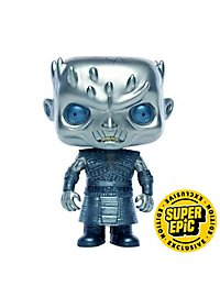 Game of Thrones - Night King (Metallic) Funko POP! Figur (Super Epic Exclusive)