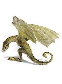Game of Thrones - Rhaegal Drachenskulptur