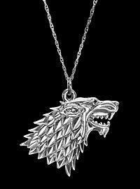 Game of Thrones Stark Silberkette