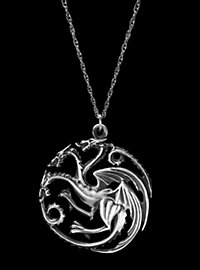 Game of Thrones - Silberkette Targaryen
