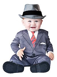 Gangster Baby Costume