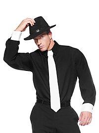 Gangster Shirt und Krawatte