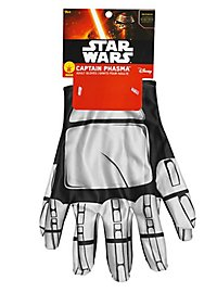 Gants de capitaine Phasma Star Wars 7