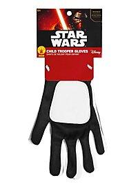 Gants de Flametrooper Star Wars 7 pour enfant