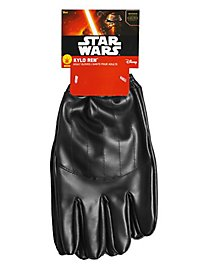 Gants de Kylo Ren Star Wars 7