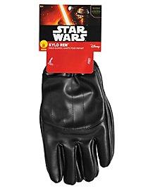 Gants de Kylo Ren Star Wars 7 pour enfant