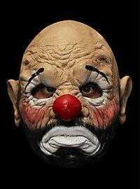 Garstiger Clown Maske des Grauens