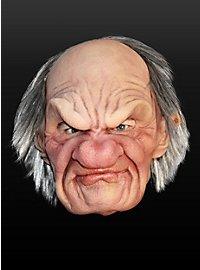 Garstiger Opa Maske aus Latex