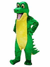 Gator the Alligator Mascot