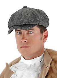 Gatsby Mütze grau