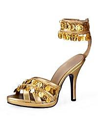 Gauklerin Schuhe