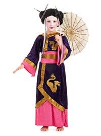 Geisha Déguisement Enfant