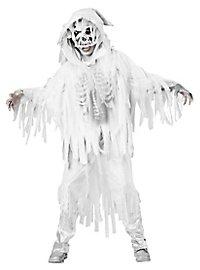 Geister Skelett Kinderkostüm