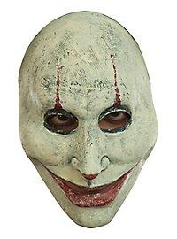 Geisterclown Maske
