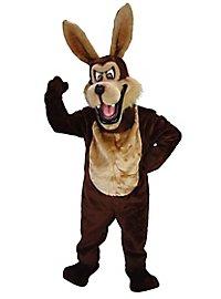Gemeiner Kojote Maskottchen