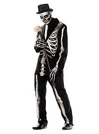 Gentleman Skeleton Costume