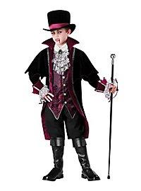 Gentleman vampire Déguisement Enfant