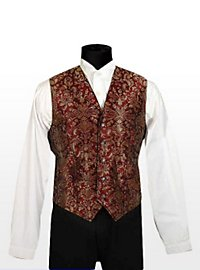 Gentleman Vest red-gold