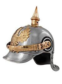 German Picked Helmet