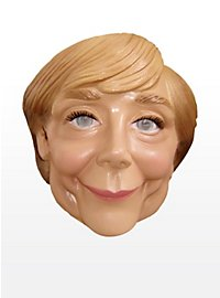 Germany Merkel Mask