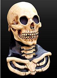 Gevatter Tod Maske aus Latex