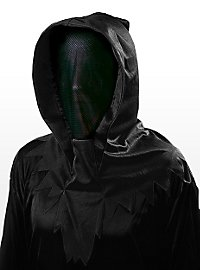 Ghost Mask black-black