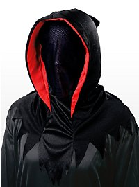 Ghost Mask red-black