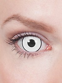 Ghost Mini Sclera Contact Lenses