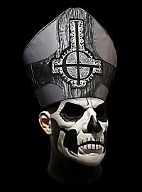 Ghost - Papa Emeritus II. miter and mask