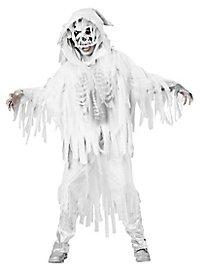 Ghost Skeleton Child Costume