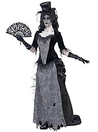 Ghost Town Lady Costume