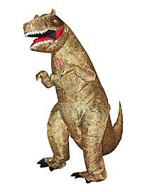 Giant dinosaur inflatable kid's costume