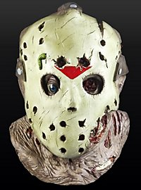 Giant Mask Jason Voorhees Latex Full Mask