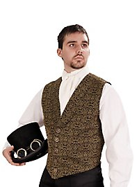 Gilet d'aristocrate steampunk