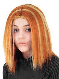 Ginger Perücke