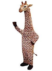 Girafe Mascotte