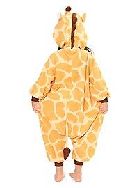 Giraffe Kigurumi Child Costume