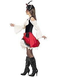 Glamour Piratin Kostüm