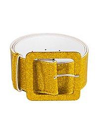 Glitter Belt gold