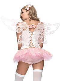 Glitter Fairy Wings pink