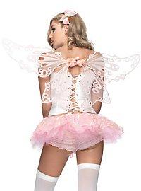 Glitter Fairy Wings pink
