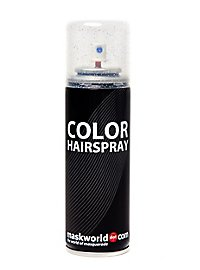 Glitter Hair Spray Silver