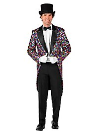 Glitter Men's Tailcoat