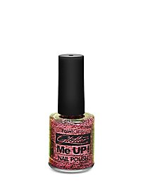 Glitter Nail Polish pink